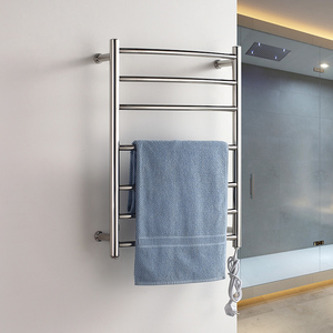 High Quality Stainless Steel Wall Mounted electric heat Towel Rack