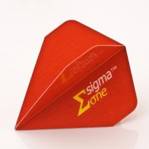 3 x SETS UNICORN SIGMA ONE RED DART FLIGHTS DELTA STEALTH