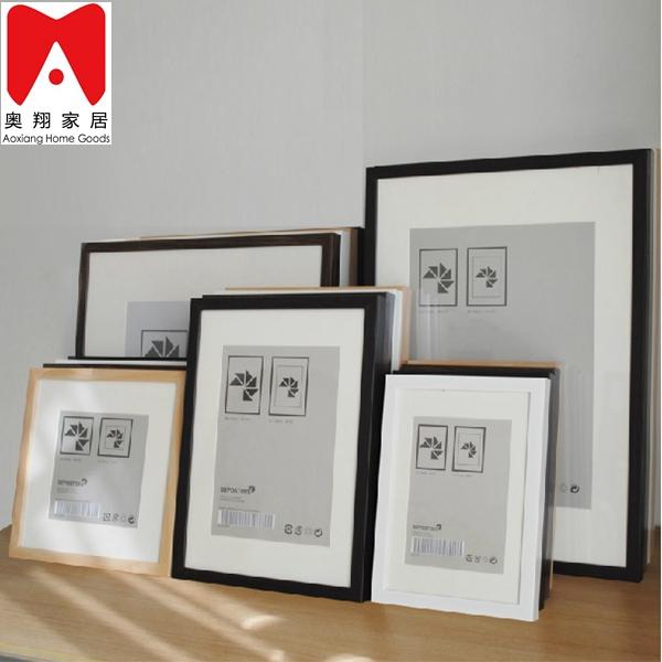 4x6 5x7 6x8 8x10 ps de madera o mdf marcos de fotos antiguas-Marco ...
