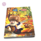 High Quality Thick Paper Chinese Cartoon Comic Story Children Book Printing
