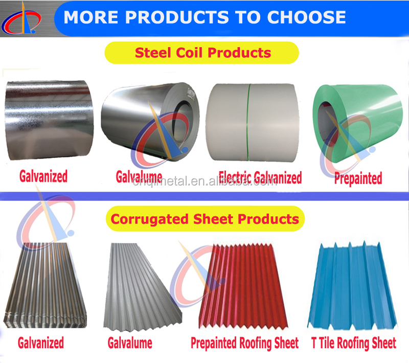 Metal Roofing Material Types Of Roof Sheet Corrugated