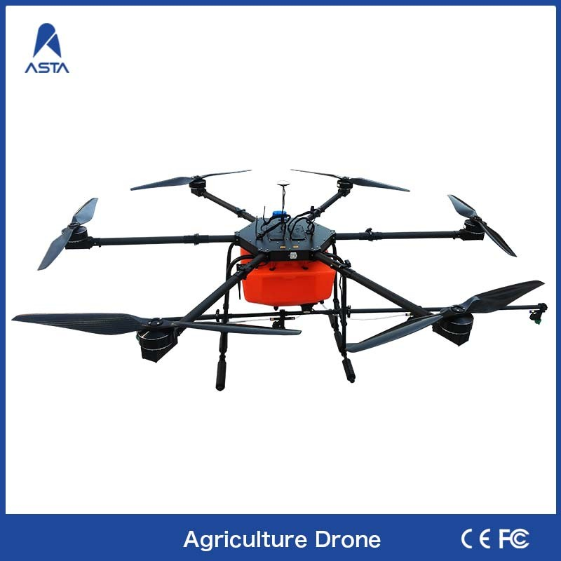High Quality 12000mAh Battery 10Kg UAV Remarkable Prevention Smart Electric Sprayer Machinery Agriculture Drone