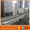 high speed stone coated steel shingle roofing making machine stone coated metal tile roll forming machine