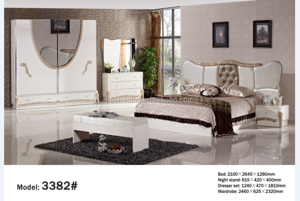 3382 furniture moderne schlafzimmer sets und arabischen