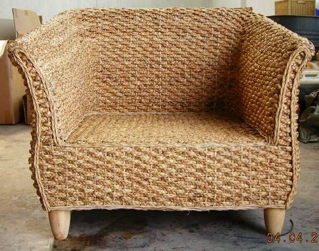 Water Hyacinth Chair Suppliers And