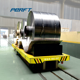 production line conveyer rail haulers in steel re-rolling plant