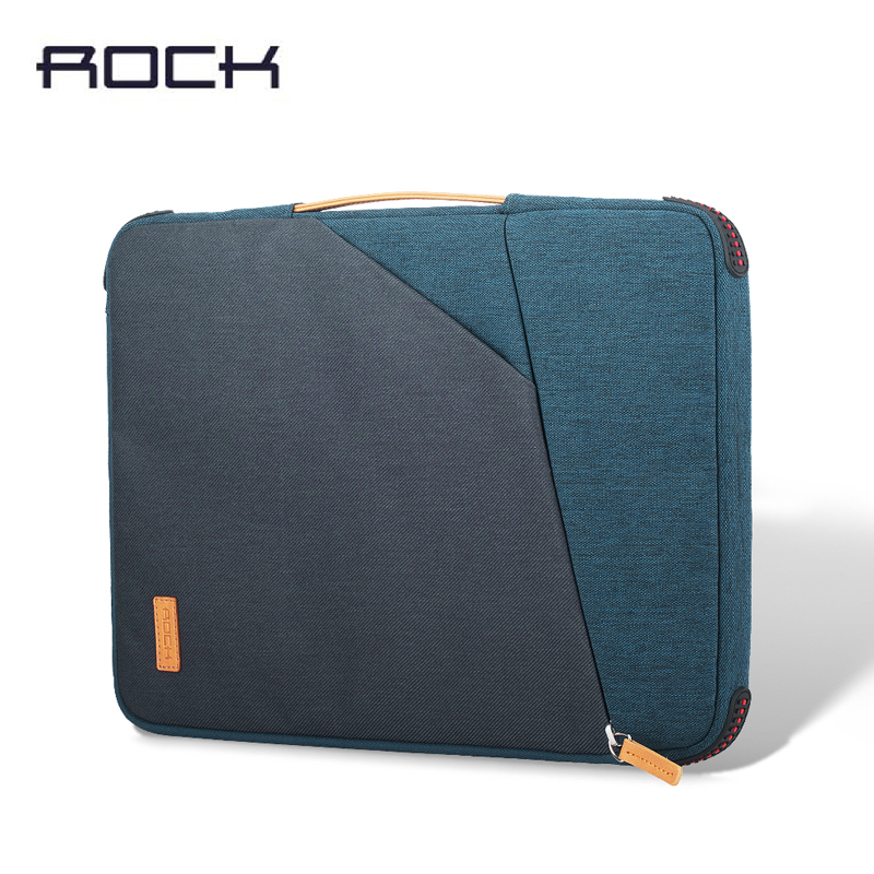 ROCK Luxury Zip Sleeve Pouch Bag For <strong>iPad</strong> Pro 13 inches Nylon Protection Shell Case Cover for <strong>iPad</strong> Air Tablet PC Bag protection