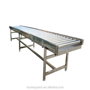 High quality and good price Direct sales of manufacturers turning roller conveyor