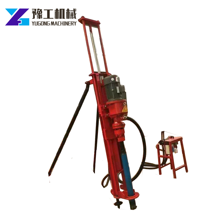 Economical rockbuster r100 portable water well drilling rig for sale
