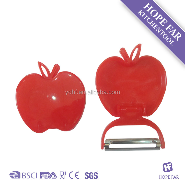 HF-215 Novel designed plastic apple peeler