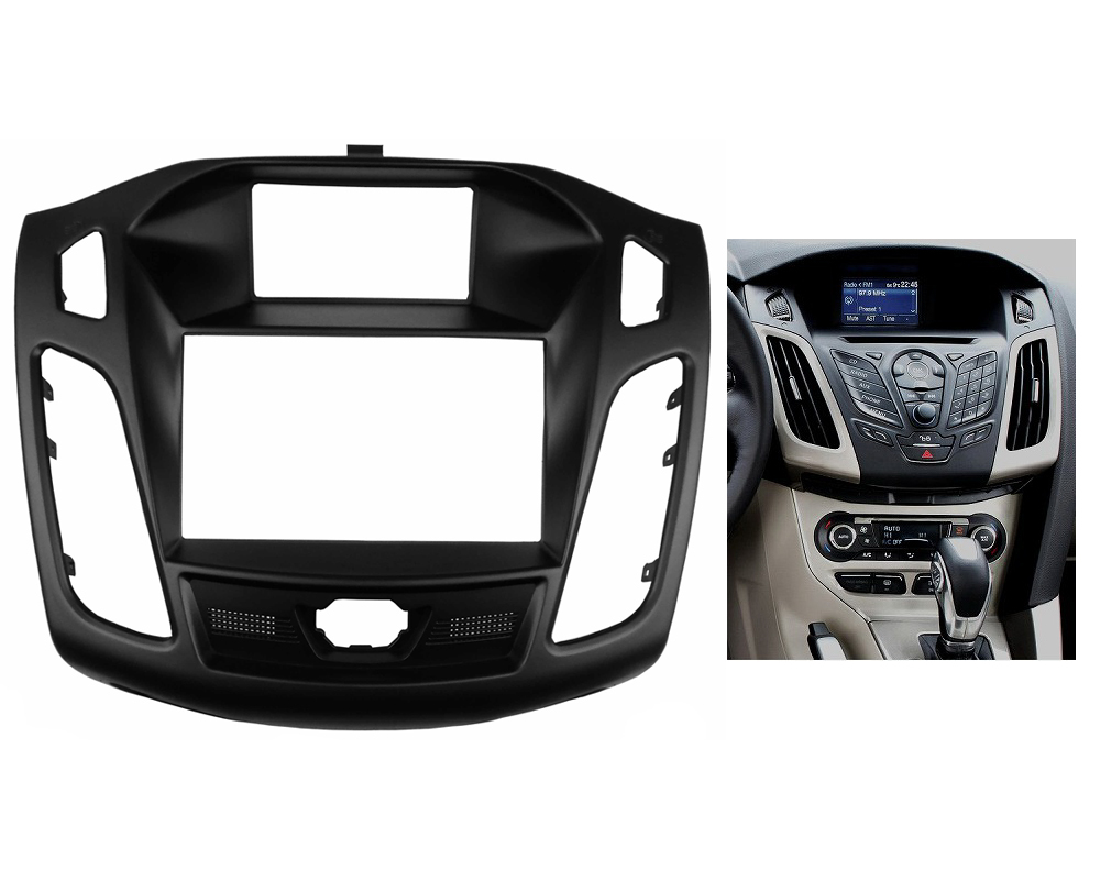 Get quotations for ford focus iii c max 2011 up radio stereo panel fascia c max face