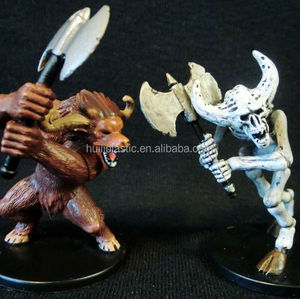 Custom Make Dragons plastic Miniatures Lot Miniatures Skeleton figurines