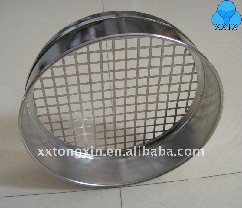 Isoce Certificate Sieve Sizes Chart D50 Particle Size Definition