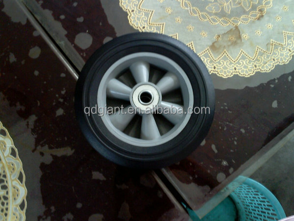 120L/240L used dust bin plastic wheels