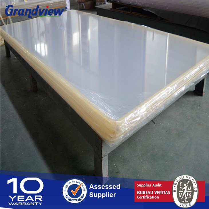 High Temperature Clear Hard Acrylic Plastic Sheet