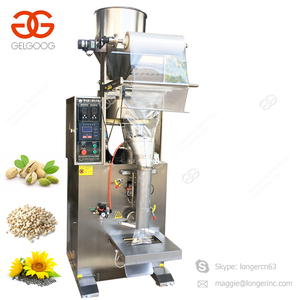 Low Cost Kerala Food Filling Sealing Chin Chin Peanut Lentil Vermicelli Pouch Packaging Coffee Bean Milk Powder Packing Machine