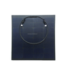 ETFE Laminated Material 50W Back Contact Sunpower Cells Semi Flexible Solar Soft Solar Panel