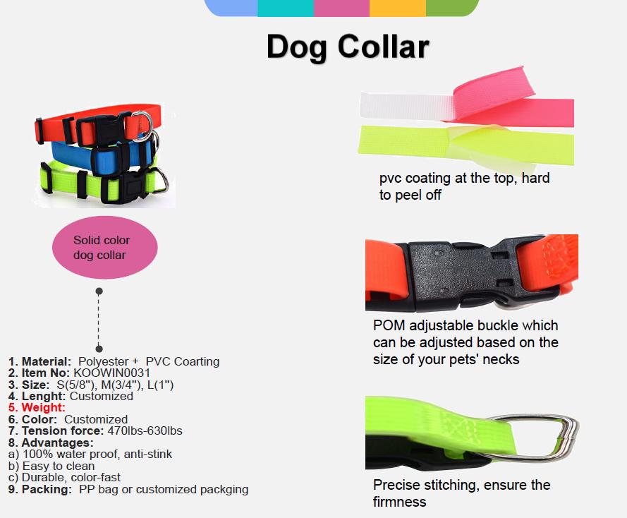 1,2 m, hecho a mano de doble Color, Collar de perro de correa de perro para mascotas