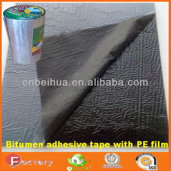 Waterproof Self Adhesive Roofing Flashing Tape - Buy Roof Flashing  Tape,Self Adhesive Bitumen Waterproof Tape,Adhesive Tape  Product on  Alibaba com