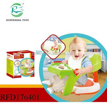 Zitstoel Voor Baby.Baby Booster Stoel Voor Kinderen Eten En Converteerbare Bad Stoel 2