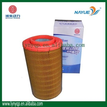 WEICHAI DEUTZ TD226B-6G air filter 612600114993