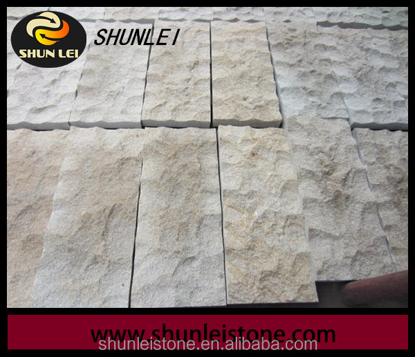 Wholesale square meter price granite pavers