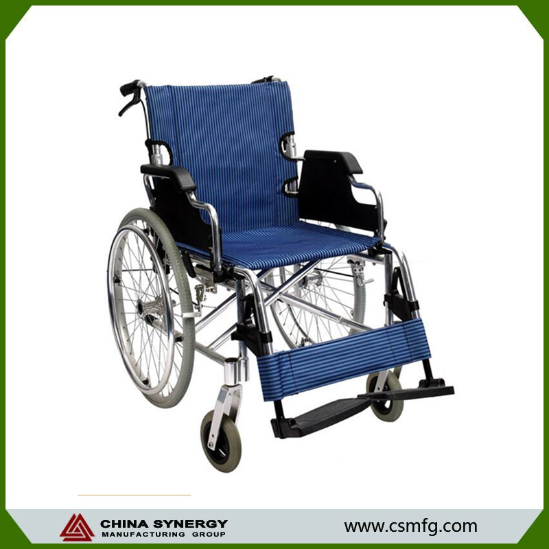hot sale portable wheel chair factory supply