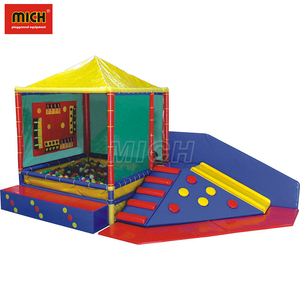Soft indoor play items for baby