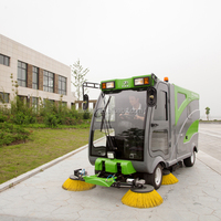 S19 Street and road sweeper cleaner in china
