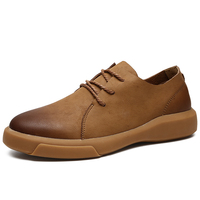 All-Match Fashion High Quity Men Leather Casual Shoes