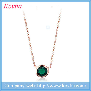 Classical cheap wholesale top design jewelry simple fashion small classical cheap wholesale top design jewelry simple fashion small single diamond pendant necklace aloadofball Images