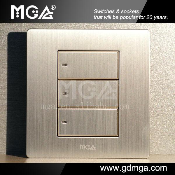 MGA 16A 250V Home Electrical Switch