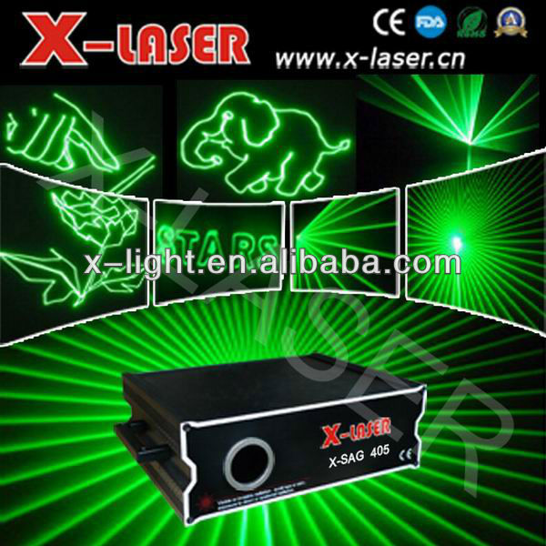 Haute puissance ext rieure 1300mw vert lumi re laser d 39 animation ext rieur projecteur de for Laser lumiere exterieur