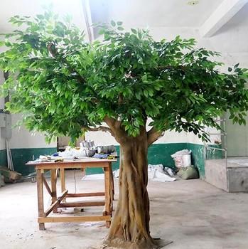 Artificielle Ficus Benjamina Arbres Pour Décor De Jardin En Chine