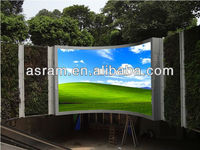 2017 China hot sale advertising product P7.62 indoor digital led display screen