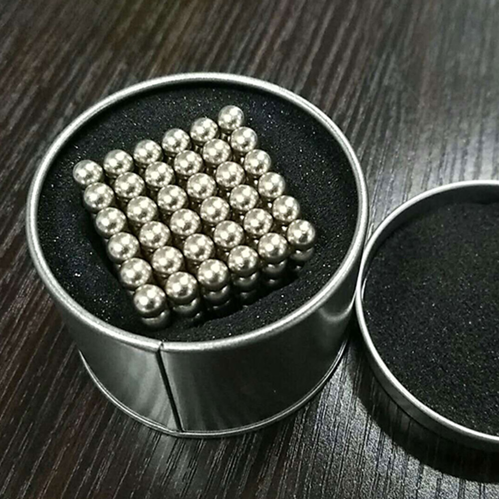 China Magnetic Ball Toy Manufacturers And Buckyballs Neocube Balls Toys 216pcs 3mm Suppliers On