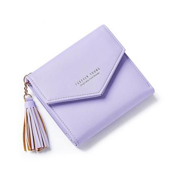 Portemonnee Vrouwen.Dames Minimalistische Portemonnee Koreaanse Stijl Eenvoudige