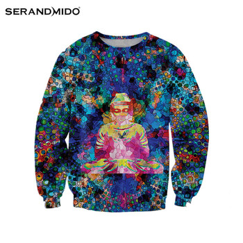 women 3d clown printing cheap wholesale clothing