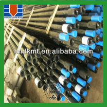 threaded rod with drill pipe coupling
