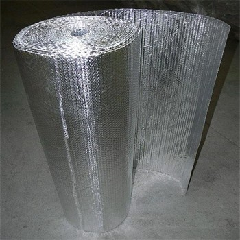 Aluminum Foil Roof Heat Insulation Material Fireproof
