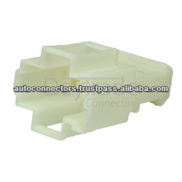 357 919 321 - 3 Way Unsealed Female Connector 4.8 Mm (vw ...