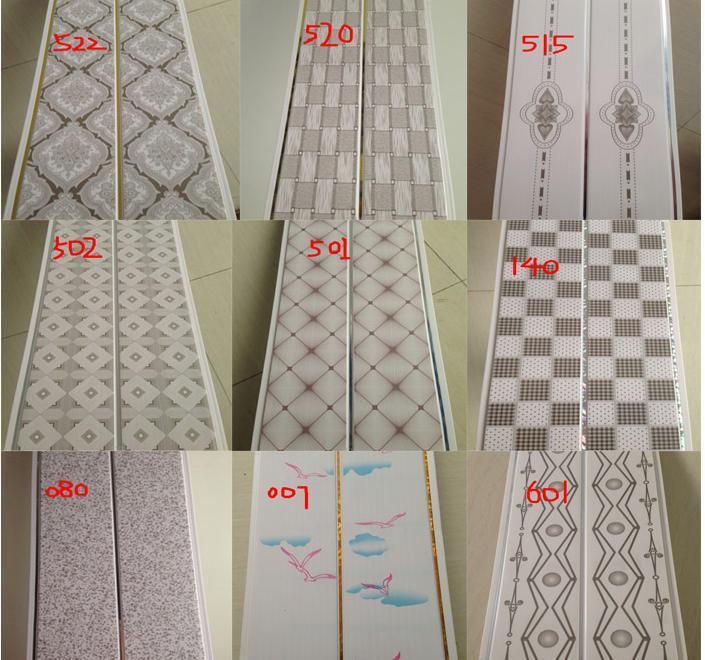 Similar Designs Bathroom Pvc Ceiling Cladding Suspended Ceilings In Haining