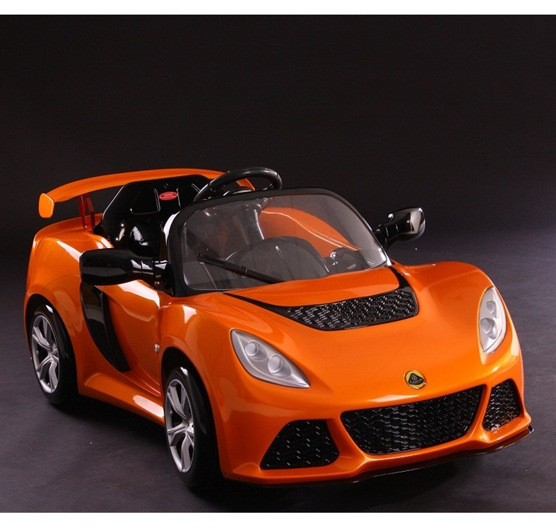 6vlot kids plastic car electric car toy automatictoy ride on car with lotus exige s license buy custom kids toy ride on carselectric ride on toystoy