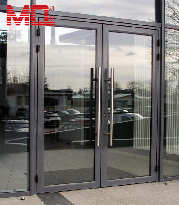 Unbreakable Tempered Glass Shop Glass Door Window And Door Factory