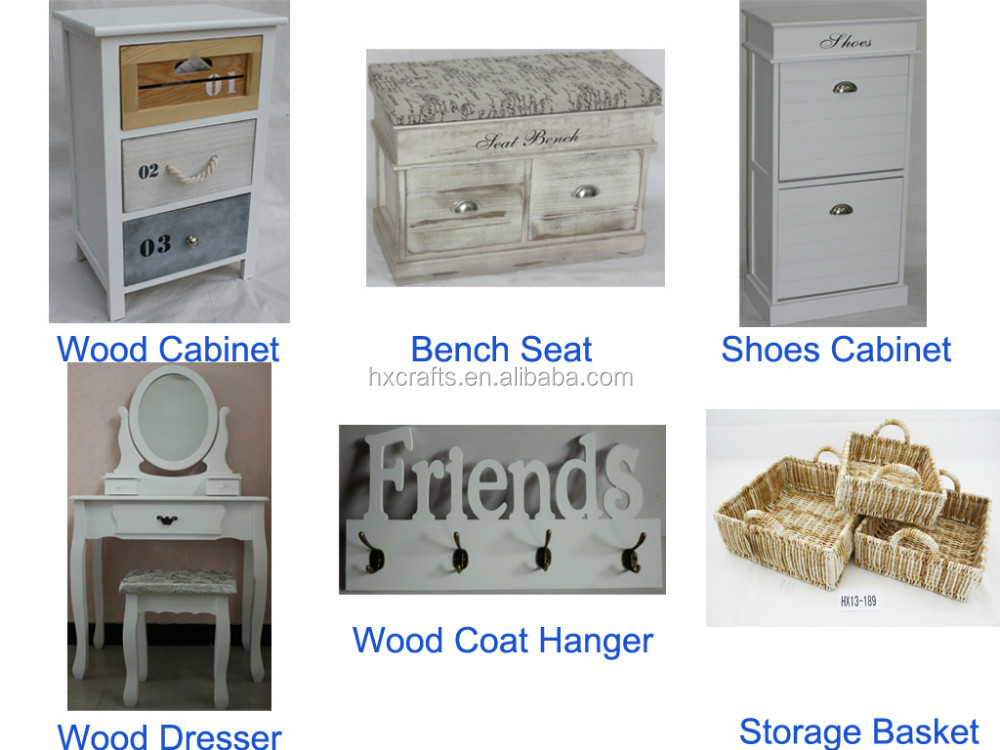 Bedroom Furniture Shabby Chic Furniture Unfinished Wood Furniture