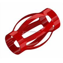 API slip on spring centralizer for casing centralising