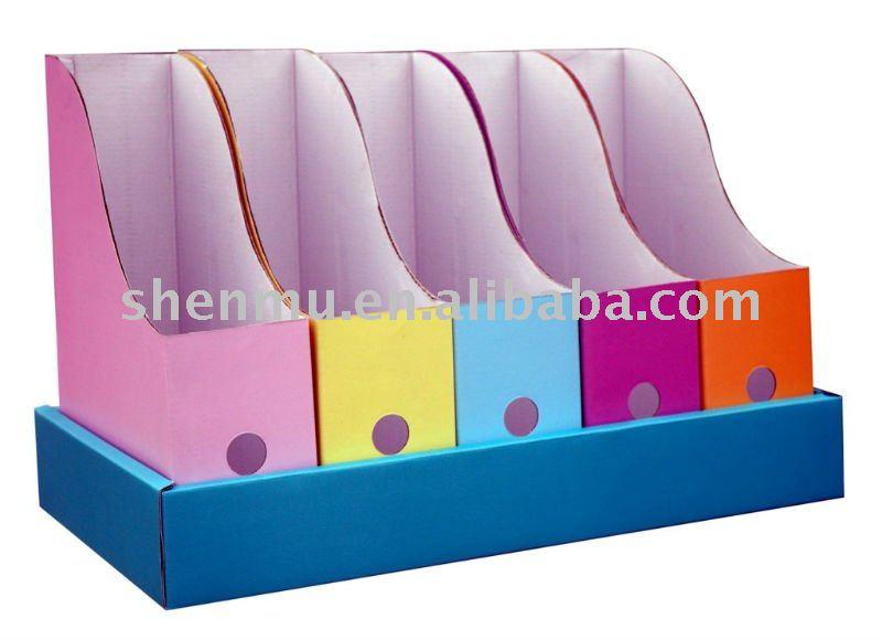 Office Using Paper Folder