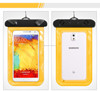 hot selling pvc waterproof phone pouch bag , waterproof swim bag for mobile