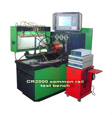 CR2000--Common Rail Tester