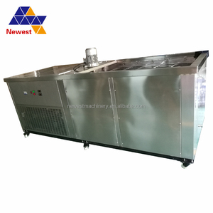 new design ice block machine plant/block ice making machine industrial/large ice cube making machine